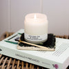 Sicilian fig & cassis travel candle