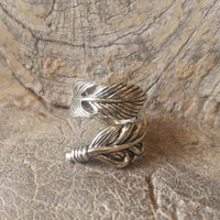 Phoenix Feather Ring