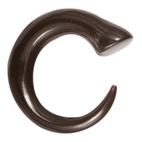 Circular Shaped Solid Horn Hook