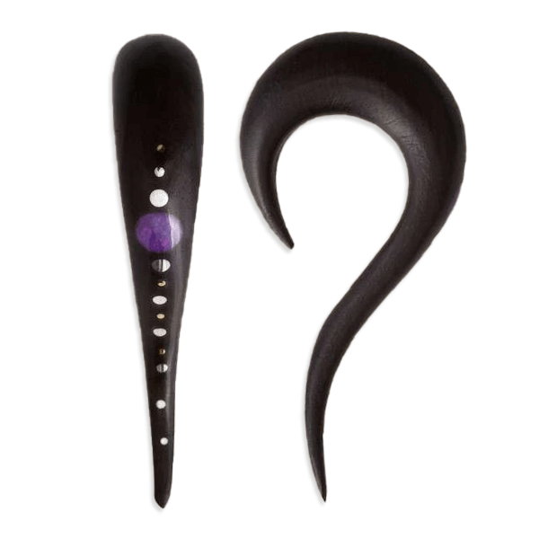 products/Curvy_Black_Wood_Ear_Stretcher_with_set_Stone_and_Silver_Dots.png