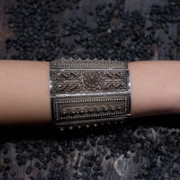 Antique Silver Armlet