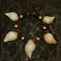 Antique Naga Shell Neckpiece
