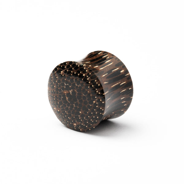 Dark Palm Wood Plug