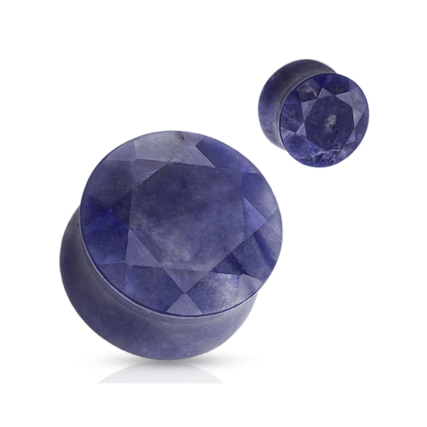Diamond Lapis Ear Plugs