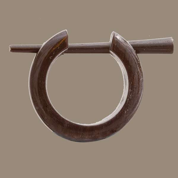 Plain Horn Earrings - Tribu