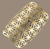 Flower Of Life Ring - Tribu  - 1