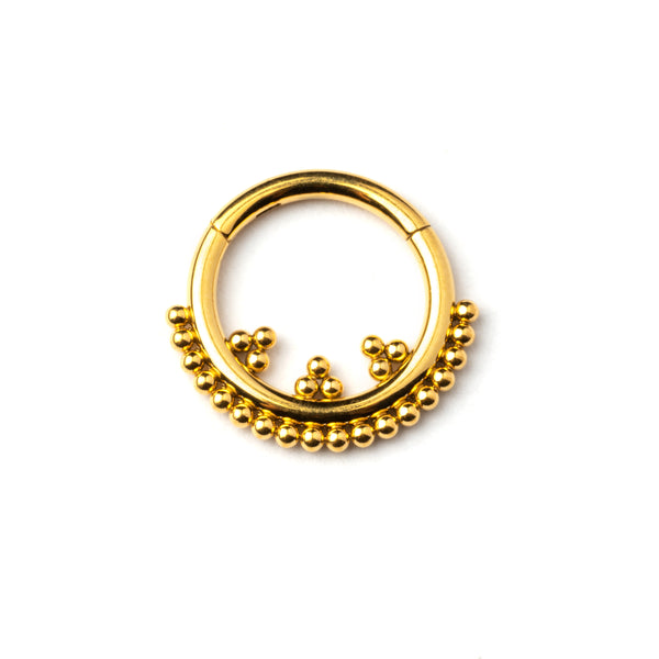 Gold Orbit Septum