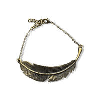 Guiding Feather Bracelet