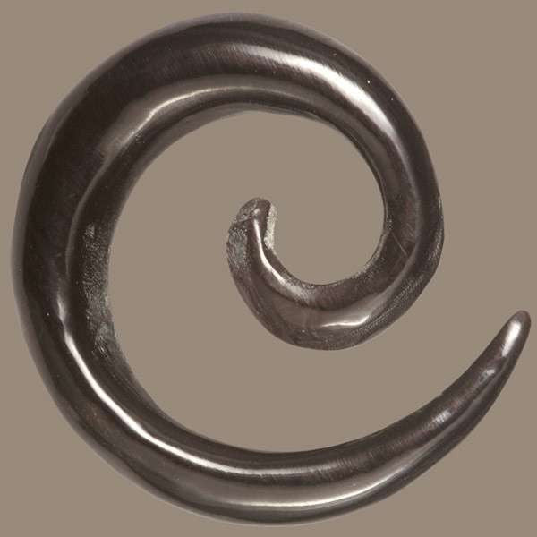 Spiral Solid Horn Hook - Tribu