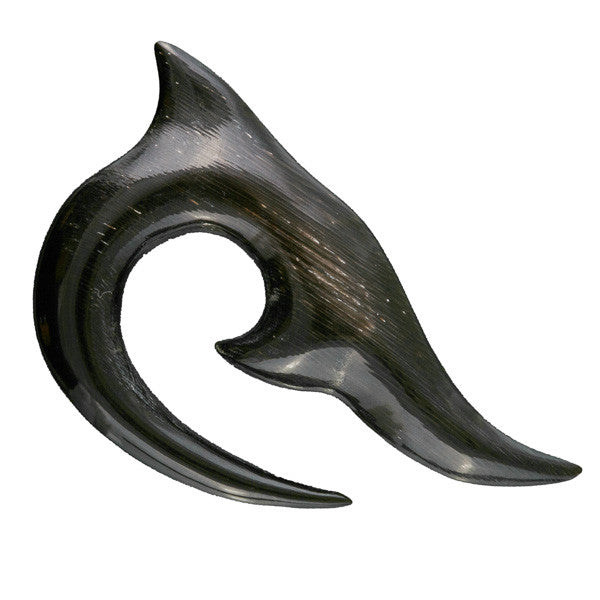 Dolphin Solid Horn Hook - Tribu
