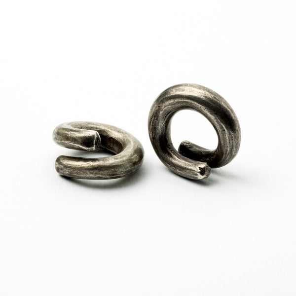 Nomad Silver Ear Weights