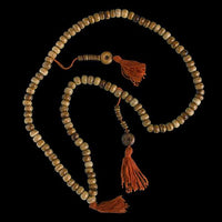 Dyed Bone Beads Mala - Tribu