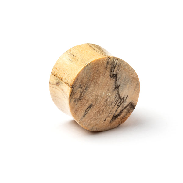 Mandarin Wood Plug With Structure