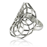 925 Silver Star Of Life Ring - Tribu  - 2