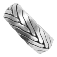 Tribal Silver Ring - Tribu  - 2
