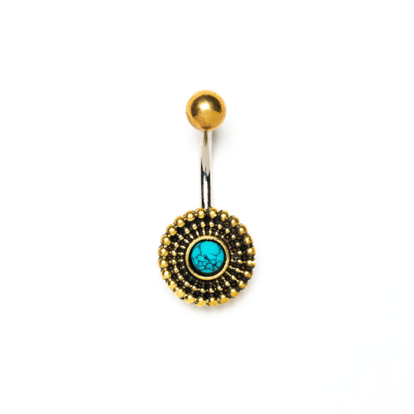 Radiant Belly Piercing with set stone, Barbell, Belly Bar, Barbell Belly, Belly Piercing Jewellery, Belly Bar Piercing, Navel Bar, Belly Button Ring, Belly Ring, Piercing Jewellery, Body Jewellery, Navel Jewellery, Navel Piercing Ring