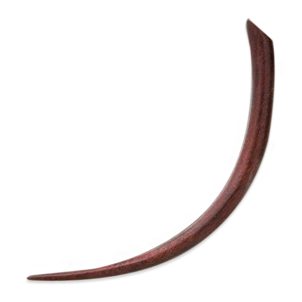 Rose Wood Curved Extra Long Expander