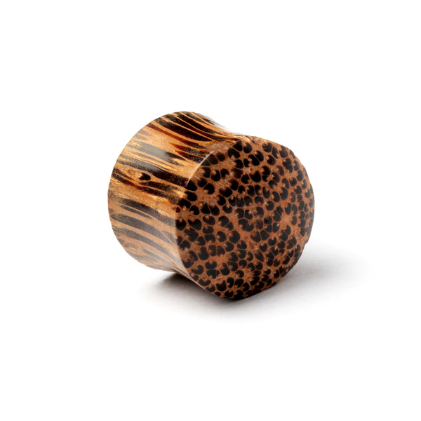 Solid Palm Wood Plug