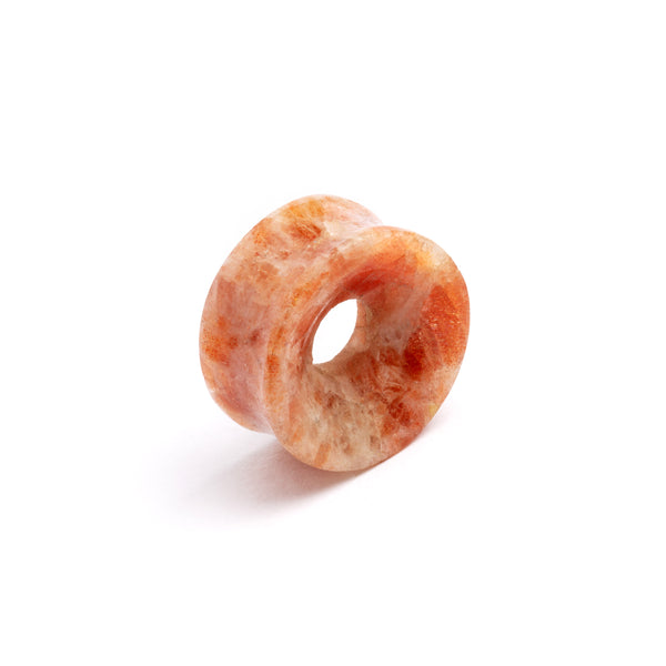 Sunstone Ear Tunnels / Flesh Tunnels / Flesh Gauges