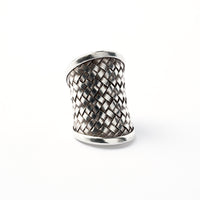 Tribal Silver Ring