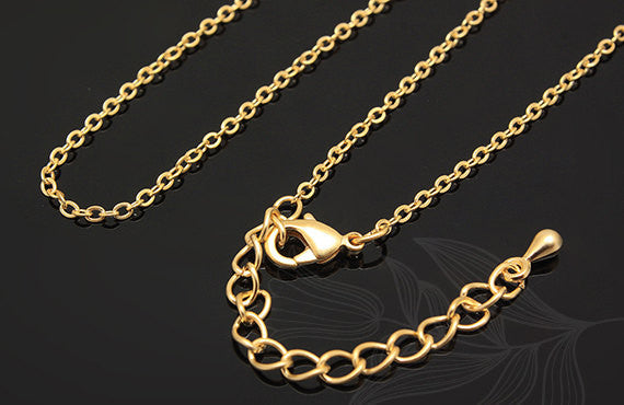 Gold Plated Links Chain