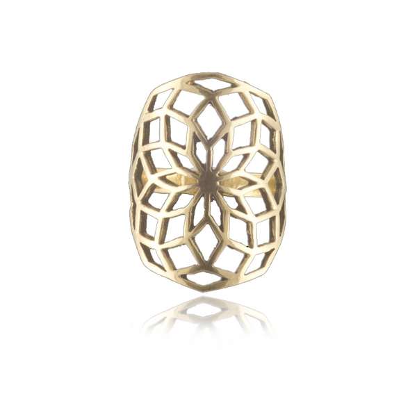 Star Of Life Ring