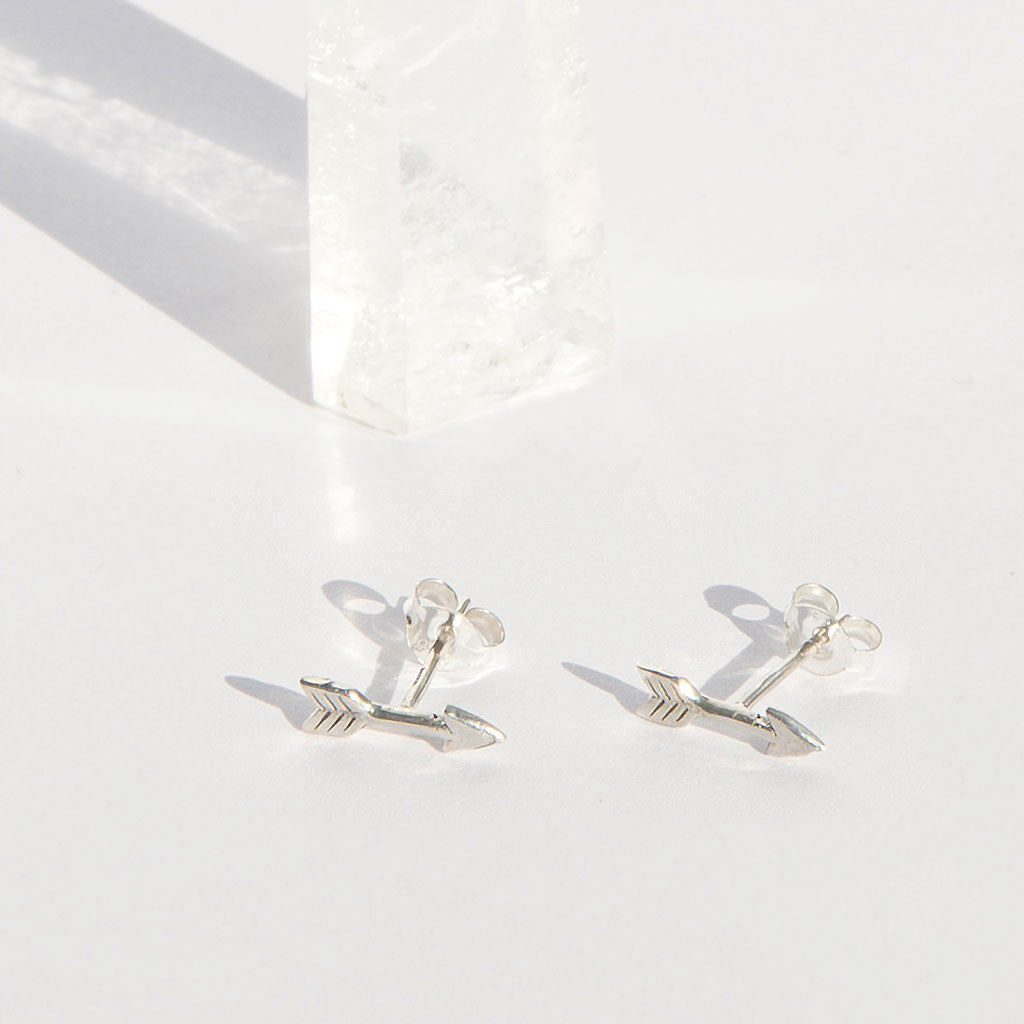 - SALE - Arrow Earrings