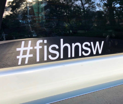 #FISHNSW sticker