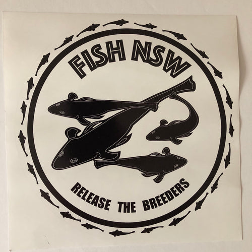 Stickers - Release the Breeders