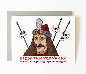 VLAD THE IMPALER valentine