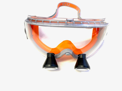 Goggles goggle loupes cortel designs safety loupes