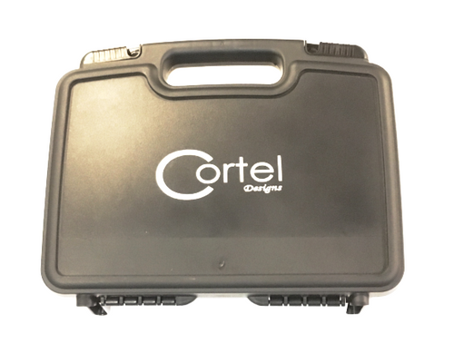 Case & Accessories | Cortel Designs custom TTL through the lens loupes for prescription glasses, battery powered surgical LED headlights