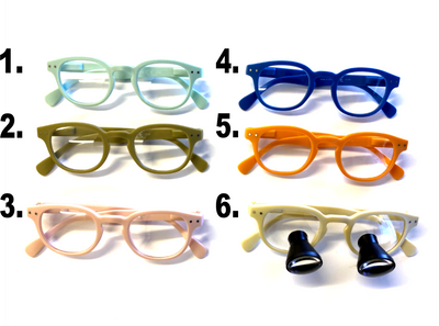 Affordable Loupes by Cortel Designs