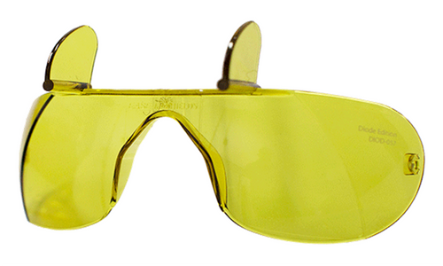 "Laser Shields (fits all loupes) ""We recommend"""