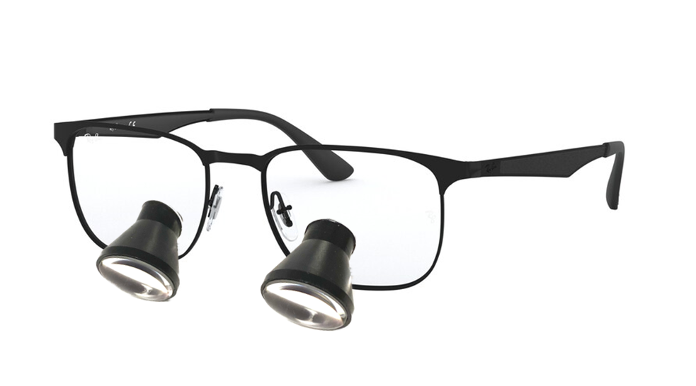 Ray-Ban Designs TTL Ray-Ban surgical, dental, hygiene loupes