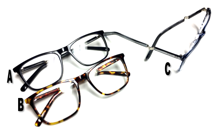 Cortel Designs Loupe Frames | Cortel Designs custom TTL through the lens loupes for prescription glasses, battery powered surgical LED headlights
