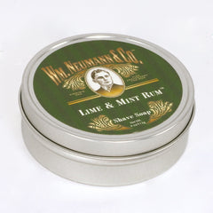 Shave-Soap, 4oz, Lime & Mint Rum™