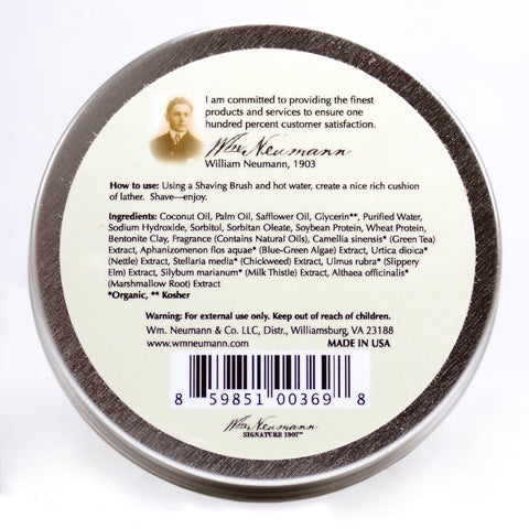 Shave-Soap, 4oz, Signature 1907®