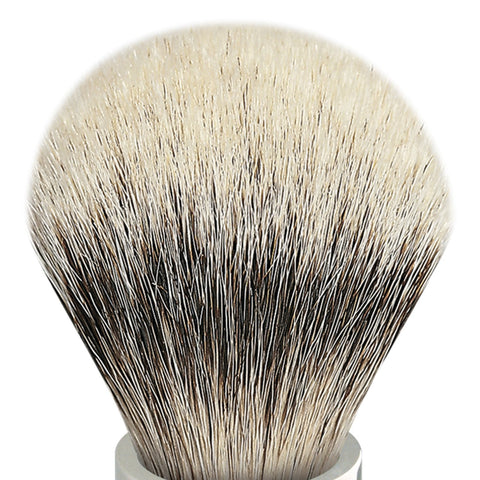 da Vinci- Shaving Brush, Silvertip Badger, 290