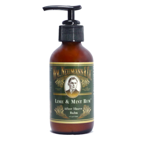 After-Shave Balm, Lime & Mint Rum™