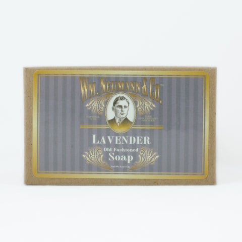 Old-Fashioned Bar Soap, Lavender