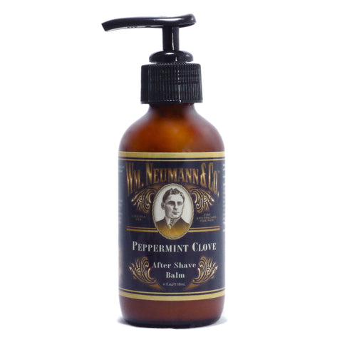 After-Shave Balm, Peppermint Clove
