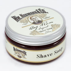 Shave-Soap, Half-Pounder, Bay Rum