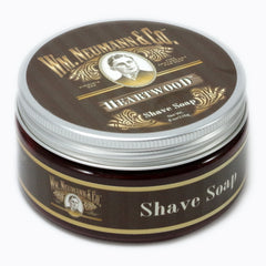 Shave-Soap, Half-Pounder, Heartwood®