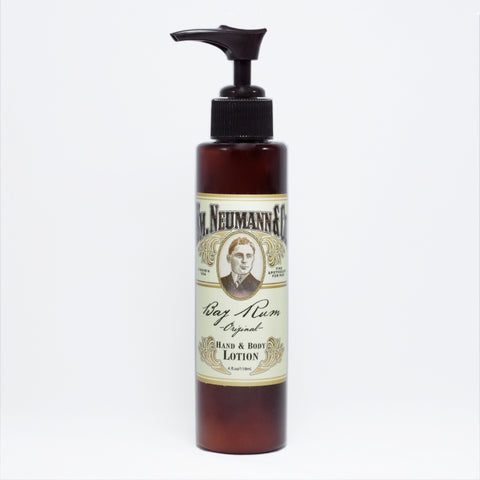 Hand & Body Lotion, Bay Rum