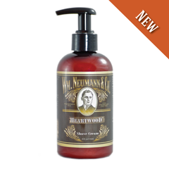 Shave Cream, Heartwood®
