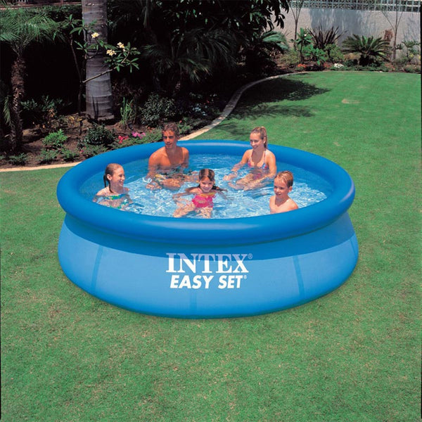 10 feet outdoor child summer swimming pool adult inflatable pool family - KB ALL ABOUT SERVICEZ