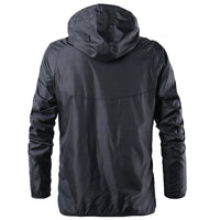 Thin Jackets Hooded Casual Sporting Coat - KB ALL ABOUT SERVICEZ