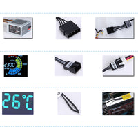 Touch Control Automatic PC Cooling Fan Speed Controller - KB ALL ABOUT SERVICEZ