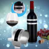 Hoard Stainless Steel Wine Bracelet Thermometer 4-26 Centigrade Degree Red Wine Temperature Sensor - KB ALL ABOUT SERVICEZ